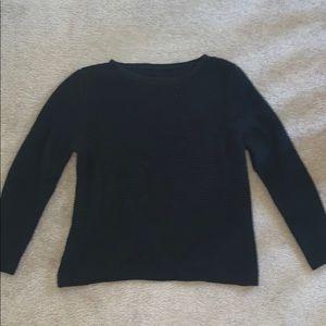 ⭐️3/30$ Black knit sweater